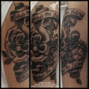 Casey tattoo